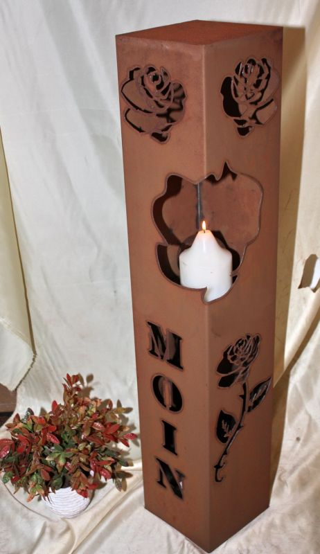 rs118 rost s ule rose moin rosts ule gartendeko rost jabo design. Black Bedroom Furniture Sets. Home Design Ideas